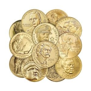 Commemorative Bullion
